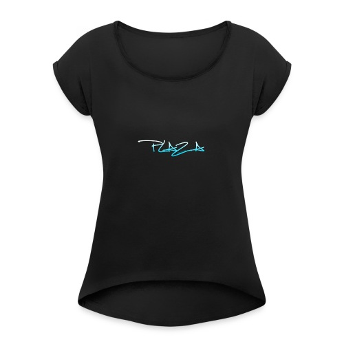 Main business color - Women's Roll Cuff T-Shirt