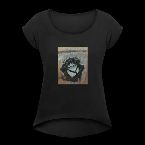 IMAG0511 - Women's Roll Cuff T-Shirt