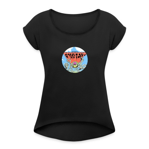 King Gizzard and the Lizard Wizard - Women's Roll Cuff T-Shirt
