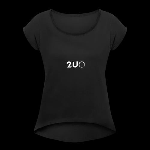2UO Line - Women's Roll Cuff T-Shirt