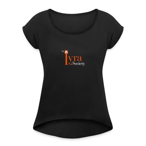 Lyra Society - Women's Roll Cuff T-Shirt