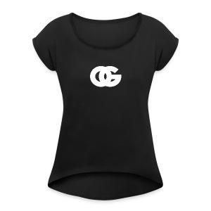 OG - OGANG Merch - Women's Roll Cuff T-Shirt