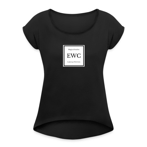 Magical_Studios - Women's Roll Cuff T-Shirt