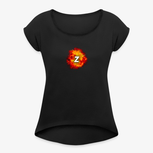 Zacksity V2 - Women's Roll Cuff T-Shirt