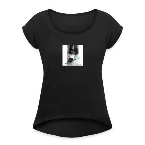 icy hoodies - Women's Roll Cuff T-Shirt