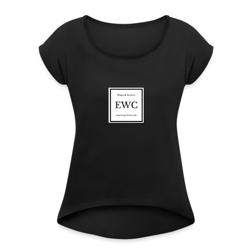 Magical_Studios - Women's Roll Cuff T-Shirt