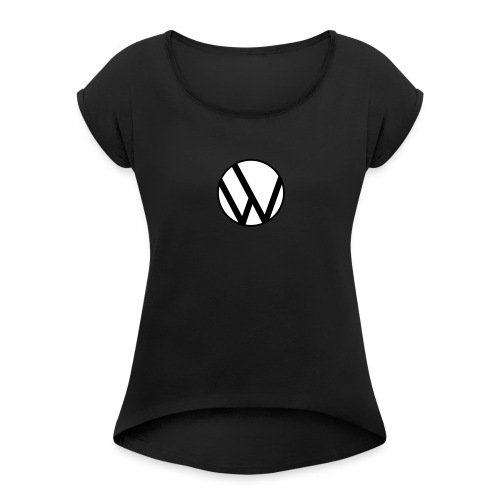 Wousic Fashion W - Women's Roll Cuff T-Shirt