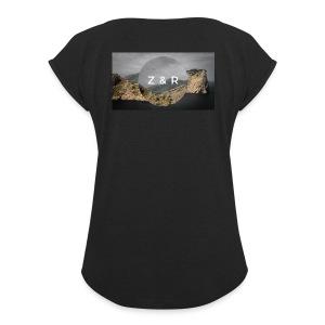 Z&R - Women's Roll Cuff T-Shirt