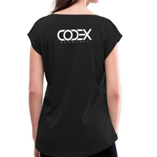 Codex - Women's Roll Cuff T-Shirt