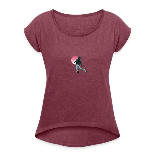Fly - Women's Roll Cuff T-Shirt