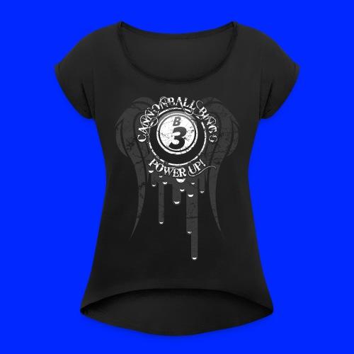 180503 CBBNewTee3 - Women's Roll Cuff T-Shirt