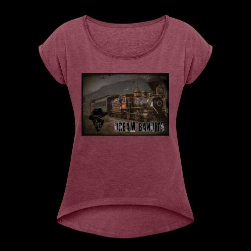 Dream Bandits Vintage SE - Women's Roll Cuff T-Shirt