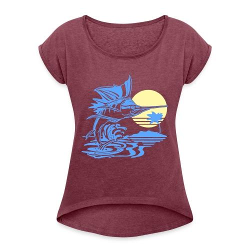 Sailfish - Women's Roll Cuff T-Shirt