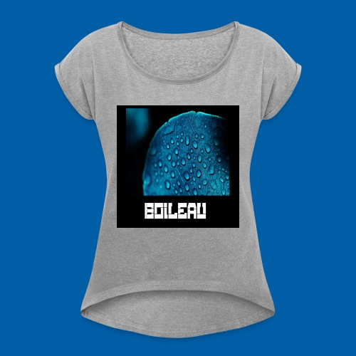 hhf8 - Women's Roll Cuff T-Shirt