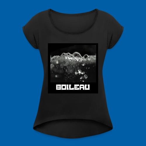 1 - Women's Roll Cuff T-Shirt