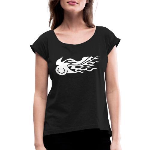 Sportbike - Women's Roll Cuff T-Shirt