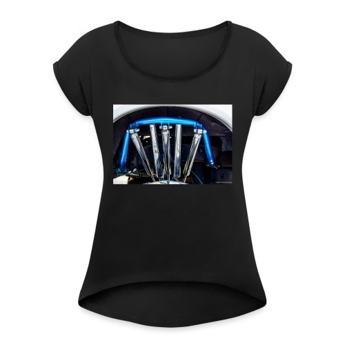 FB IMG 1494523608383 - Women's Roll Cuff T-Shirt