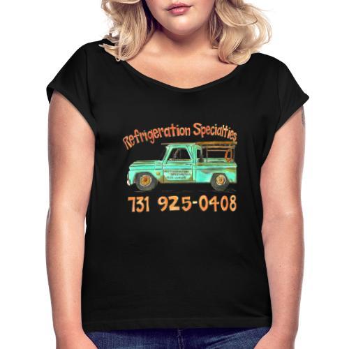 Refrigeration Specialties - Women's Roll Cuff T-Shirt