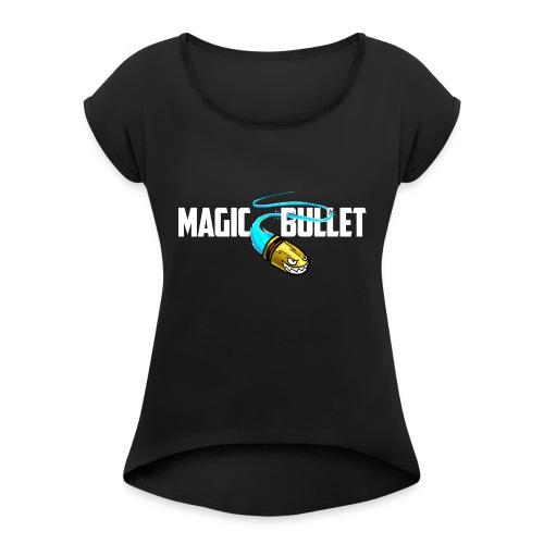 13155542 - Women's Roll Cuff T-Shirt