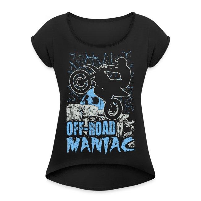 Motocross Off-Road Maniac