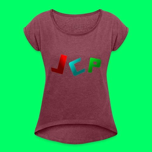 JCP 2018 Merchandise - Women's Roll Cuff T-Shirt