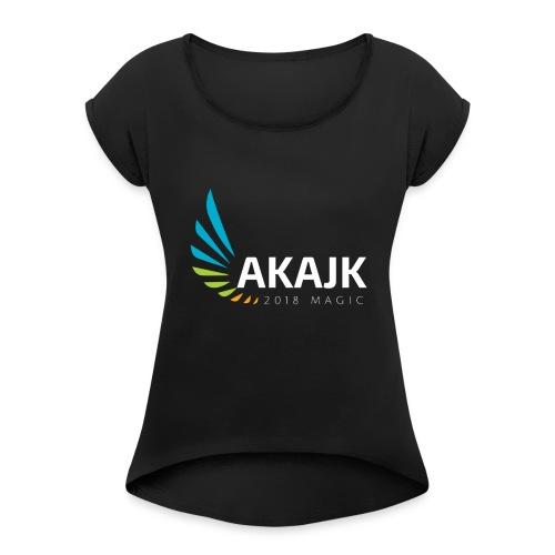 2018 Magic - Women's Roll Cuff T-Shirt