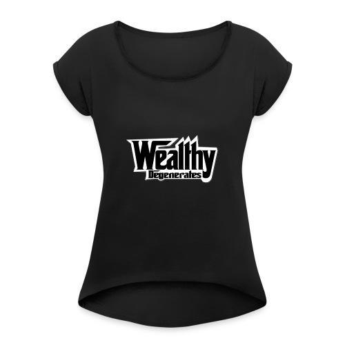 DENALI VANDAL TEE - Women's Roll Cuff T-Shirt