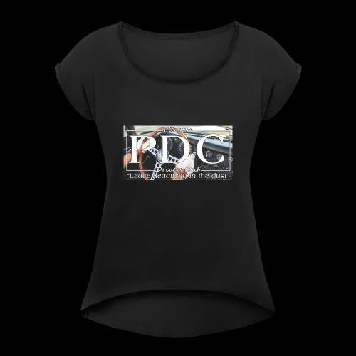 Driving Gloves - Women's Roll Cuff T-Shirt
