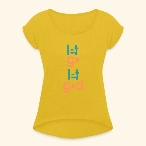 LGLG #8 - Women's Roll Cuff T-Shirt