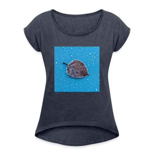 hd 1472914115 - Women's Roll Cuff T-Shirt