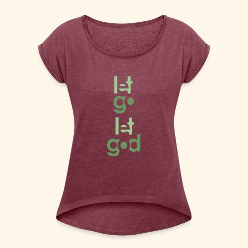 LGLG #9 - Women's Roll Cuff T-Shirt