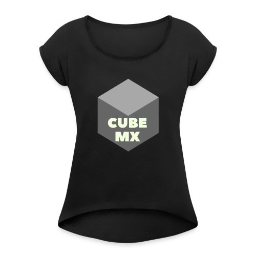 CubeMX - Women's Roll Cuff T-Shirt
