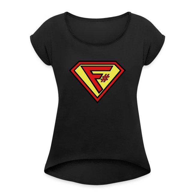 F# Hero Woman