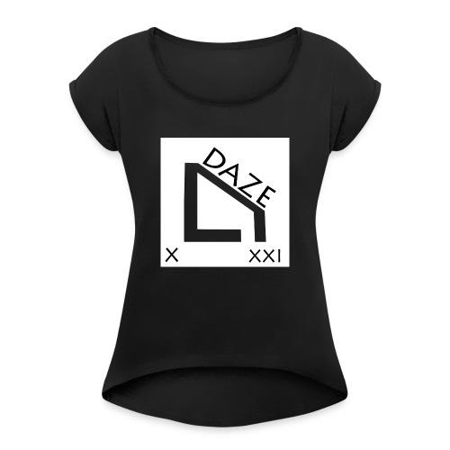 10:21 - Women's Roll Cuff T-Shirt
