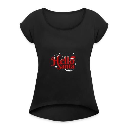 d14 - Women's Roll Cuff T-Shirt