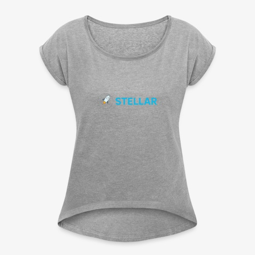 Stellar - Women's Roll Cuff T-Shirt