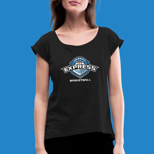 GE-BB - Women's Roll Cuff T-Shirt