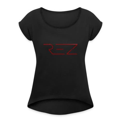 Rez - Women's Roll Cuff T-Shirt