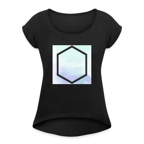 IMG_0357 - Women's Roll Cuff T-Shirt