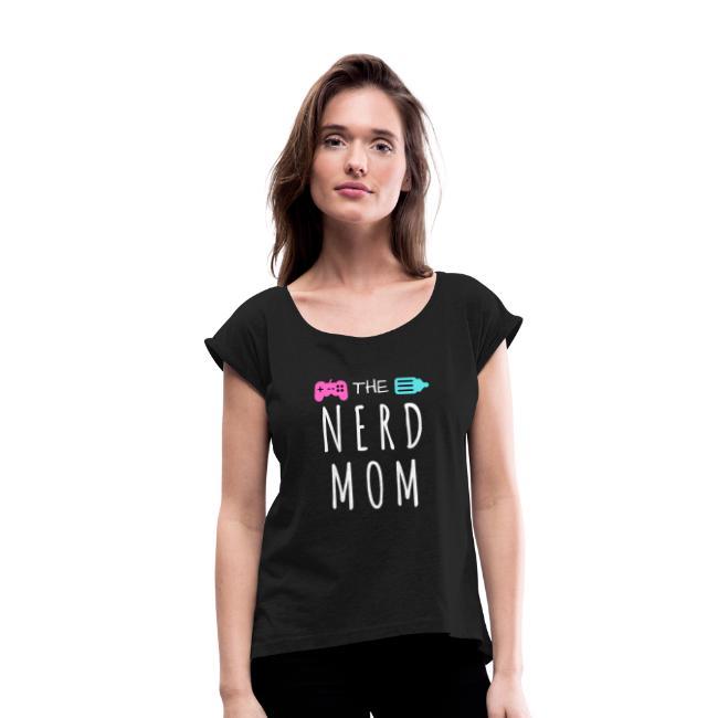 The Nerd Mom Logo