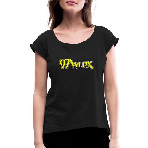 97.3 WLPX - Women's Roll Cuff T-Shirt
