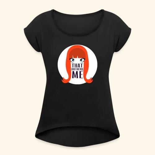 Coco TBM Graphic - Women's Roll Cuff T-Shirt