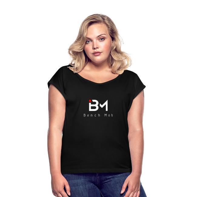 Bench Mob Logo (white)