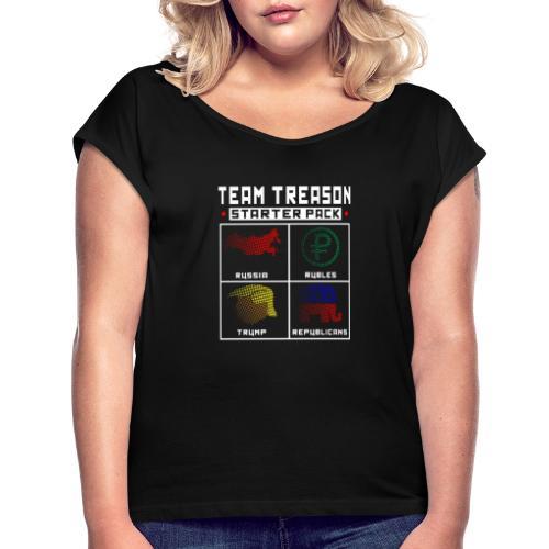 Team Treason Starter Pack - Women's Roll Cuff T-Shirt