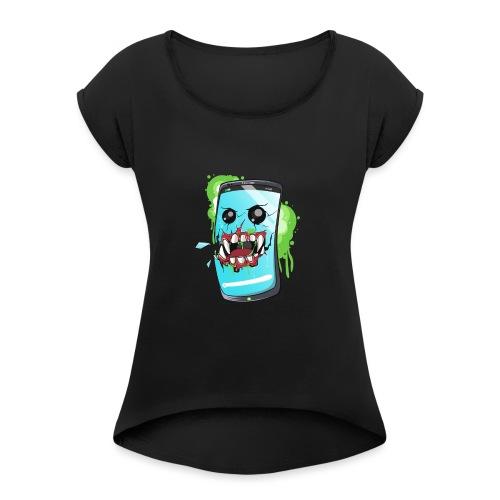 d12 - Women's Roll Cuff T-Shirt