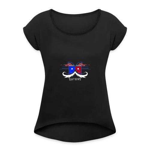 d19 - Women's Roll Cuff T-Shirt