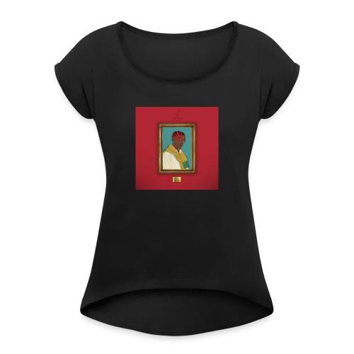 LTD HSF PRODUCTS - Women's Roll Cuff T-Shirt