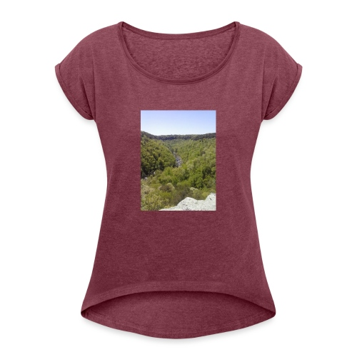 LRC - Women's Roll Cuff T-Shirt