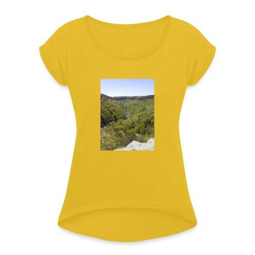 LRC - Women's Roll Cuff T-Shirt
