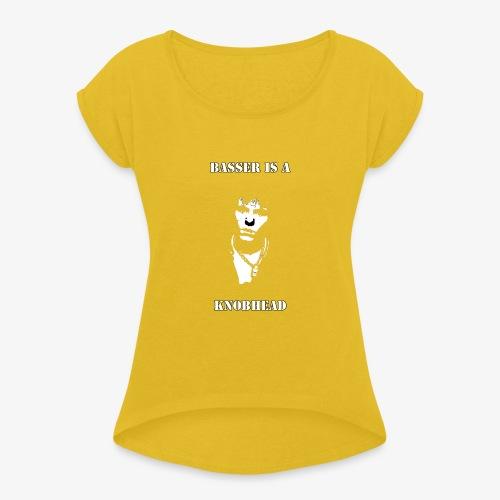 Basser Design - Women's Roll Cuff T-Shirt
